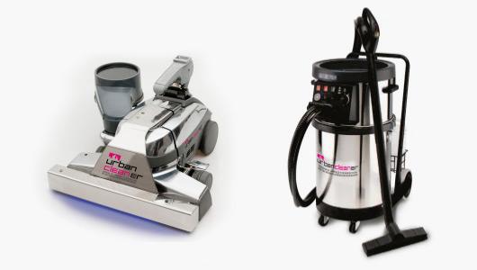 Dispositivos de limpeza e desinfeção
